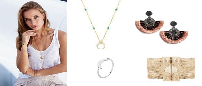 Les tendances 2019 : Coiffure & bijoux