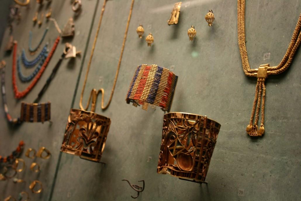 Les bijoux égyptiens antiques : comment s'en procurer ?
